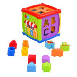 Cubo Didáctico Musical