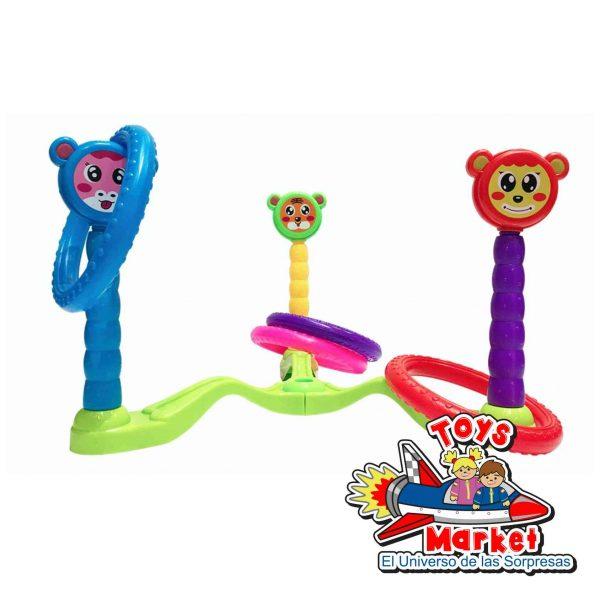 Toys Market Juego de Aros