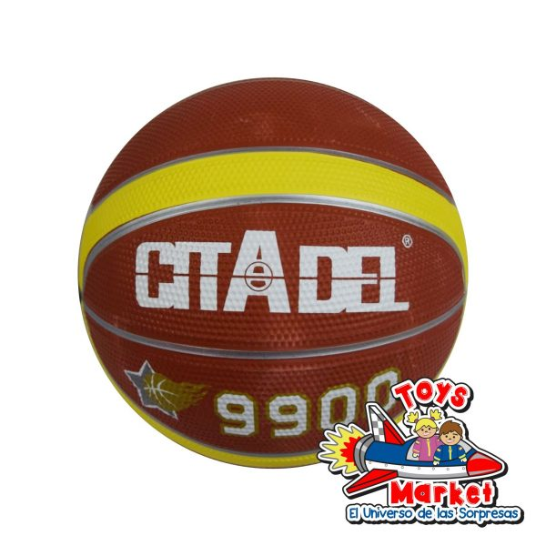 Balon Basket 4