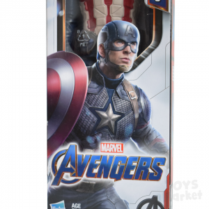 Juguete de Acción Advengers Capitán América