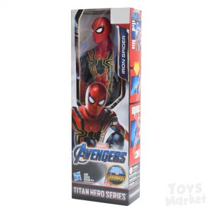 Juguete de Spiderman de Advengers Hasbro
