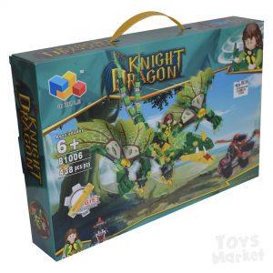 Bloques para Armar Dragón Tipo Lego