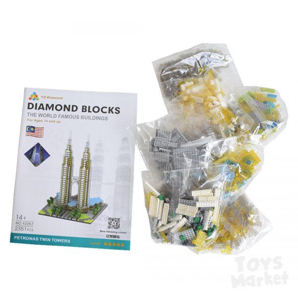 Torres de lego