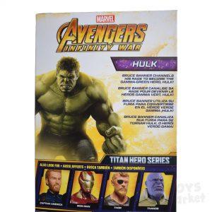 Muñeco de Hulk Cali