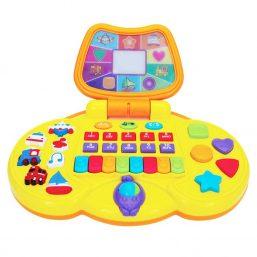 Computador Infantil Luz y Sonido