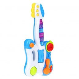 Guitarra Musical Con Luces