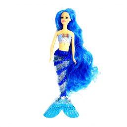 Muñeca Sirena con Luz