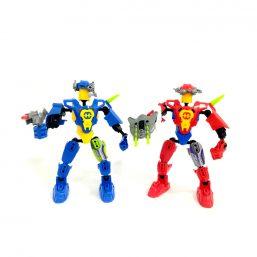 Robots Héroes de la Tierra