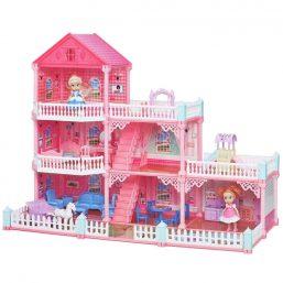 Casa Princesas 6 en 1
