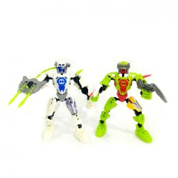 Robot Héroes de la Tierra